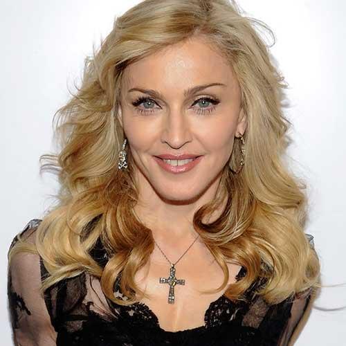 Madonna 8月16日生日
