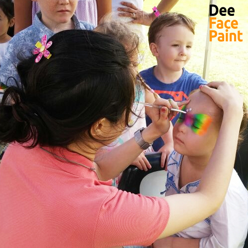 Dee Face Print