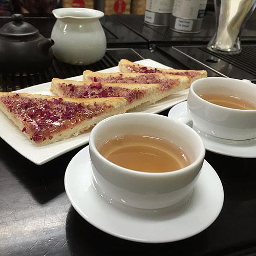 茶與食芳香雅聚